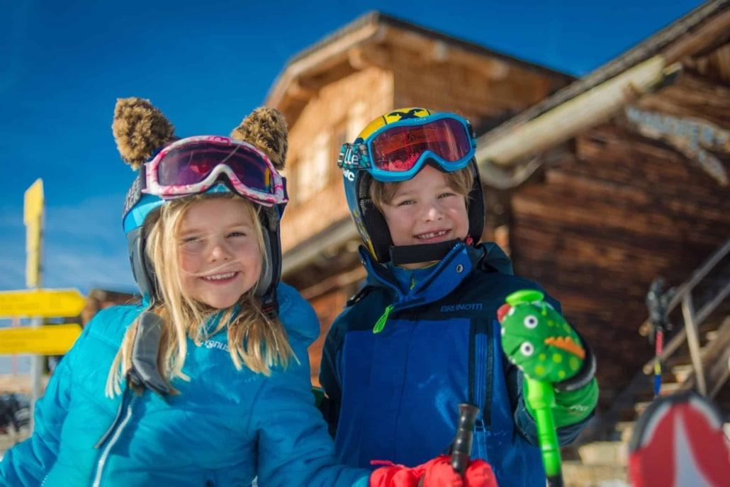 Skierlebnis mit breiten Pisten und verschiedenen Schwierigkeitsgraden in der Skiregion Ramsau