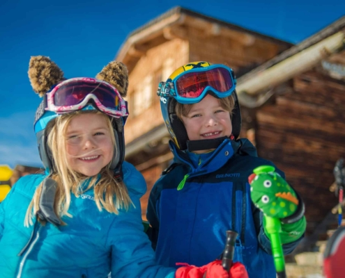 Ski days for kids Hotel Matschner