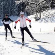 Langlauferlebnis auf den schönsten Loipen der Urlaubsregion Schladmig Dachstein