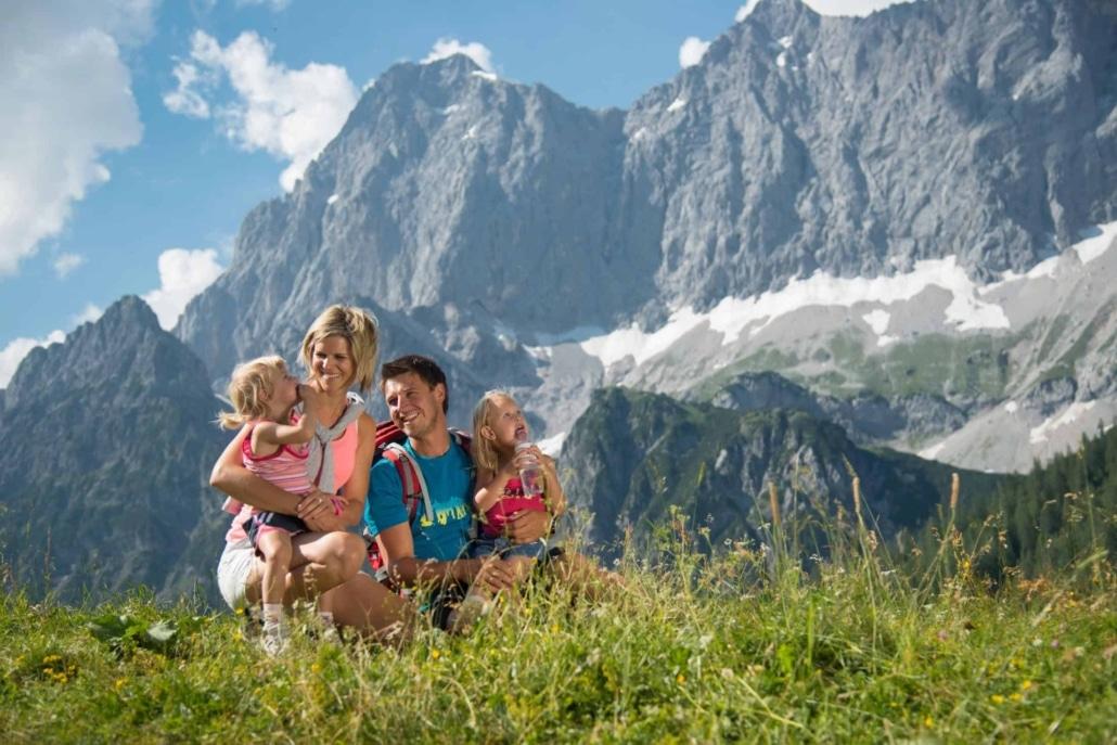 Familien- und Wanderurlaub im Hotel Matschner mit Kinderprogramm