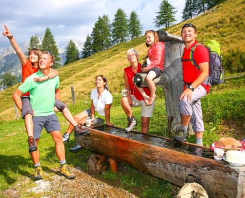 family holidays at Schladming-Dachstein
