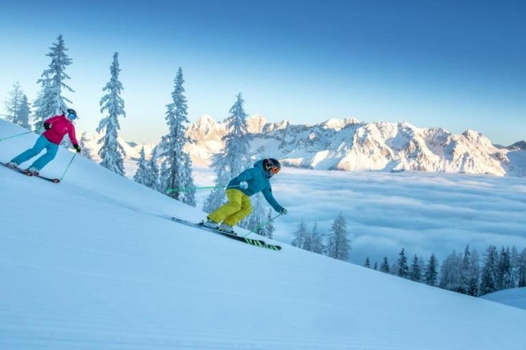 Ski amade bietet 760 km bestens preparierte Pisten