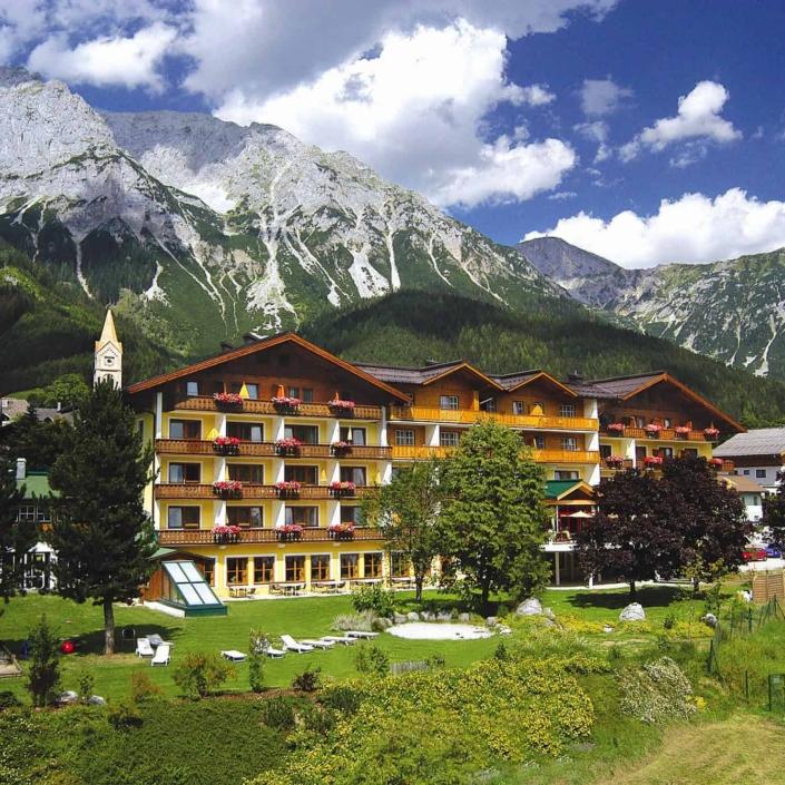 Familienhotel Matschner in Ramsau am Dachstein bietet zahlreiche Aktivitäten für den Familienurlaub