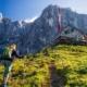 Trail Five huts path to Südwandhütte