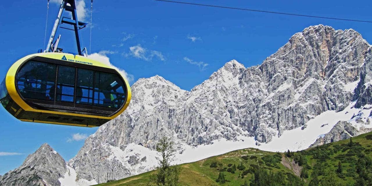 Dachstein Panorama gondola