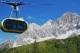 Auffahrt mit der Dachstein Panorama Gondel auf den Dachstein Gletscher