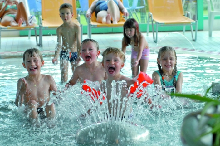 children's pool in bathing paradise - Hotel Matschner