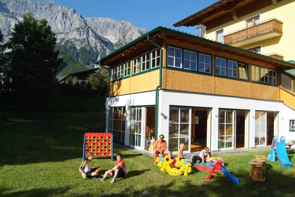 Kinderpavillon Hotel Matschner