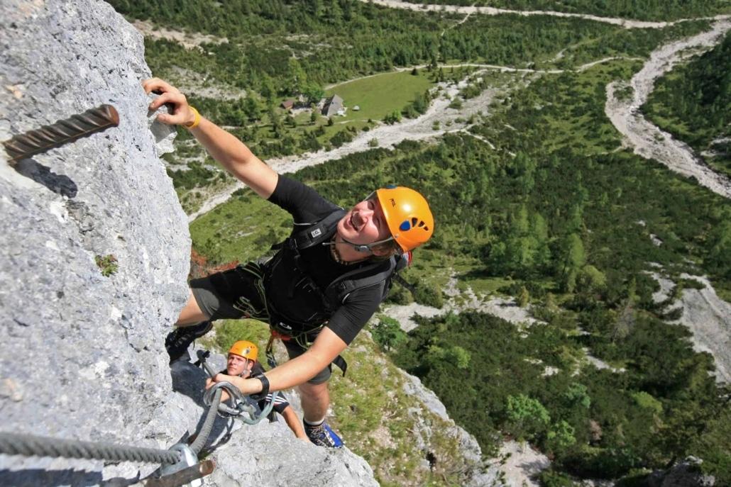 Siega Klettersteig Silberkarklamm-Ramsau am Dachstein