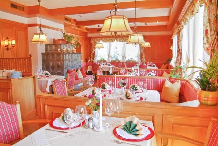 A la carte Restaurant Matschnerstube