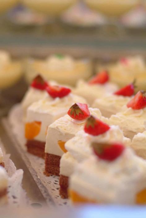 Restaurant Matschner Stube dessert variation
