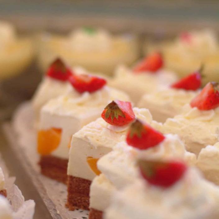 Restaurant Matschnerstube Dessert Variation