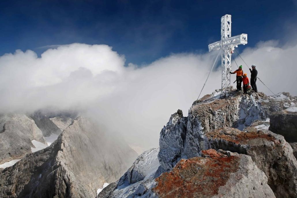 Gipfel Erlebnisse in Ramsau am Dachstein