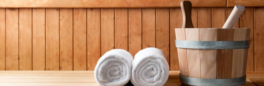 Verwöhnen und zur Ruhe kommen in der Sauna Oase - Hotel Matschner