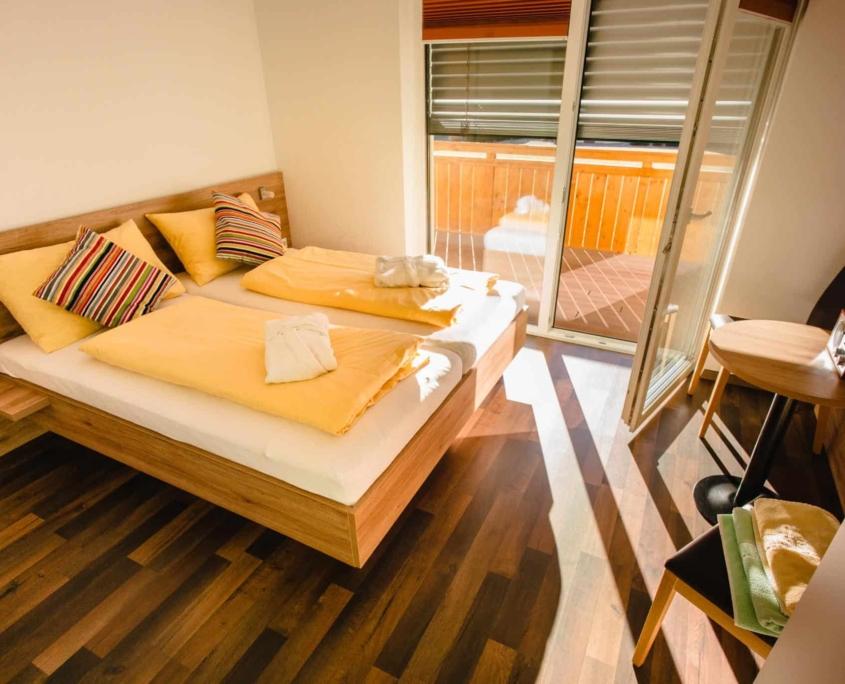 Bedroom Apartment - Hotel Matschner