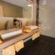 Bathroom Apartment Hotel Matschner