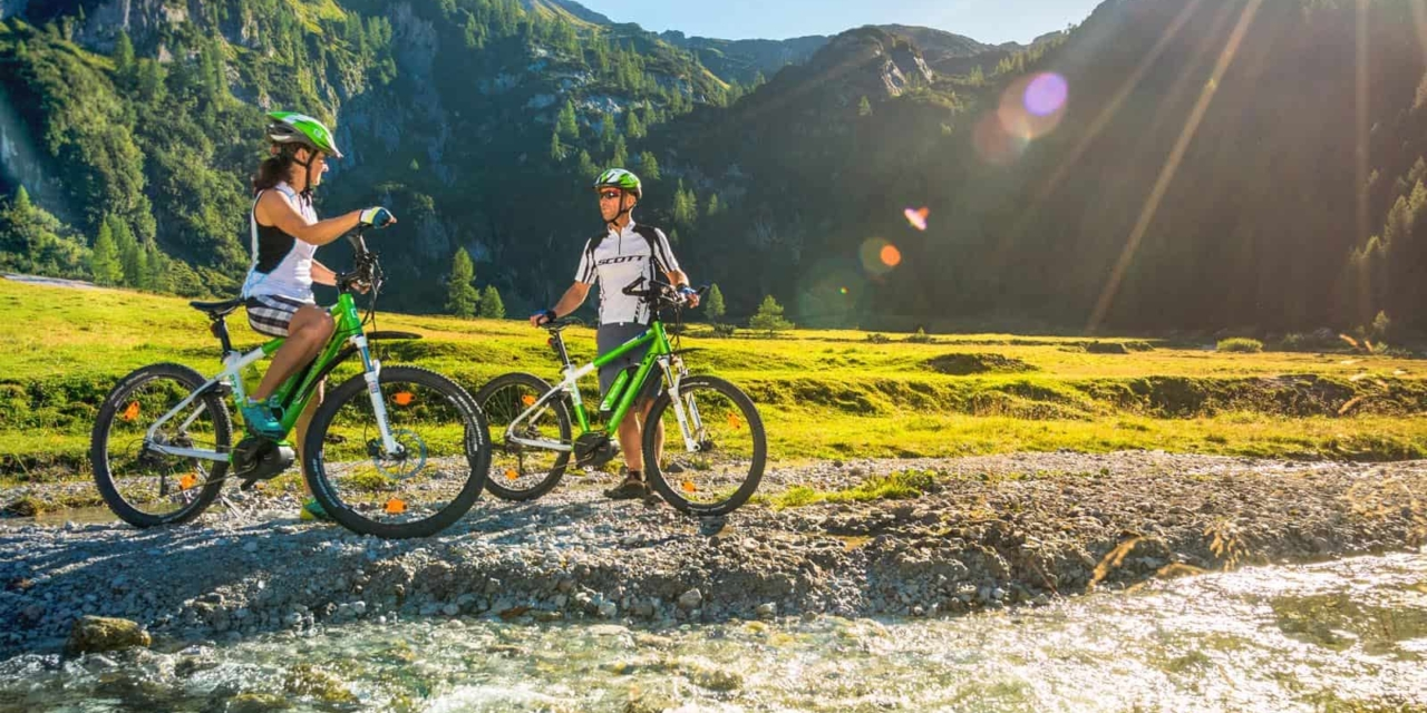 e-bike and mountain bike vacations in Hotel Matschner
