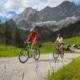 Ramsauer Almenrunde e-bike and mountain bike trail in Ramsau am Dachstein