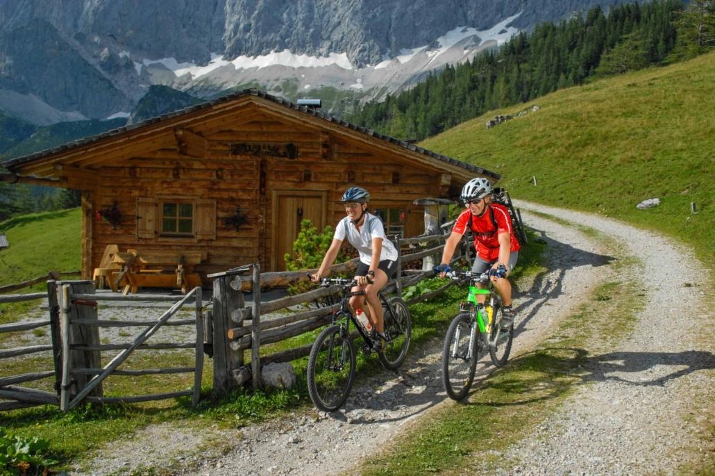 Mountainbiken Neustattalm-Ramsau am Dachstein