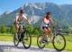 Direkt vom Hotel Matschner mit dem Elektro Bike los starten