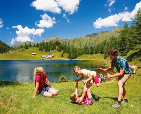 Kinder- und Teenie Woche - Hotel Matschner
