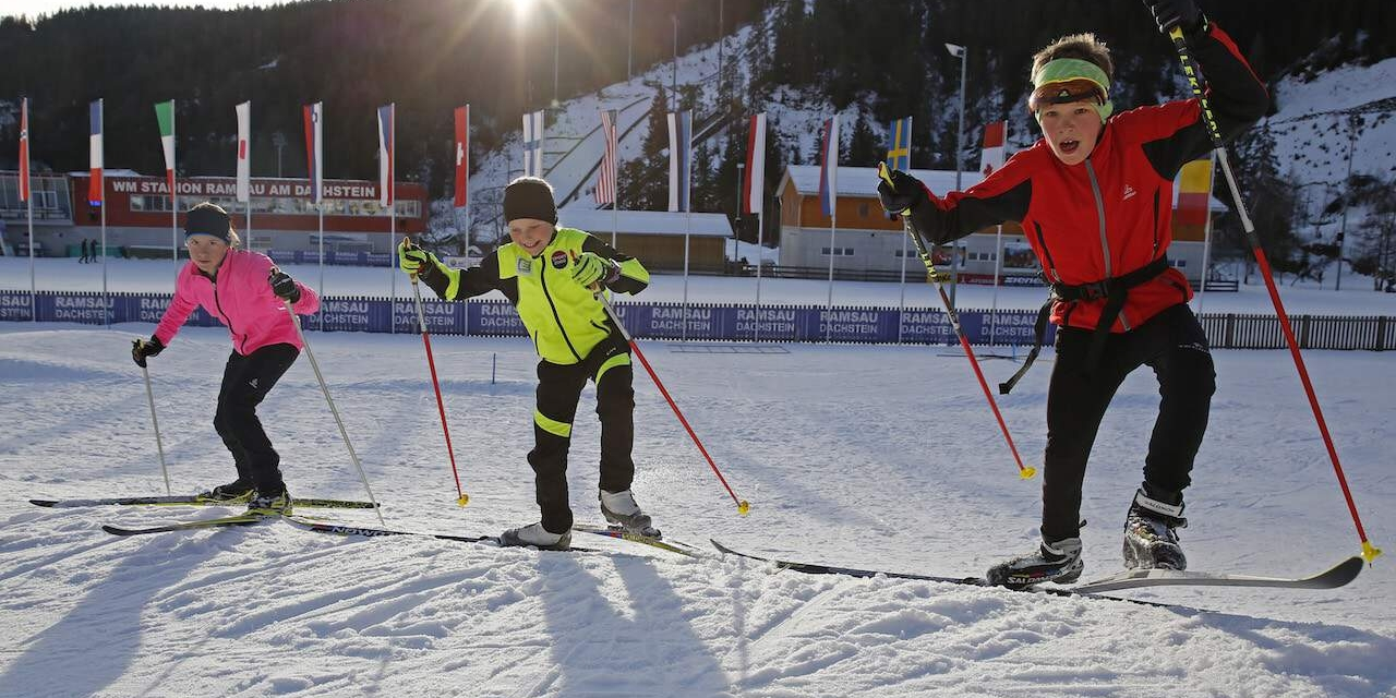 Cross-country skiing - Hotel Matschner