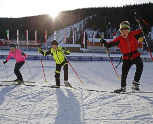Cross-country skiing - Hotel Matschner