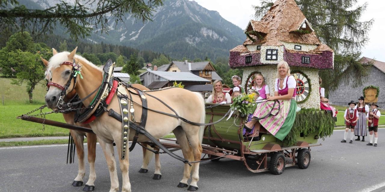 Frühlingsfest der Pferde-Ramsau am Dachstein