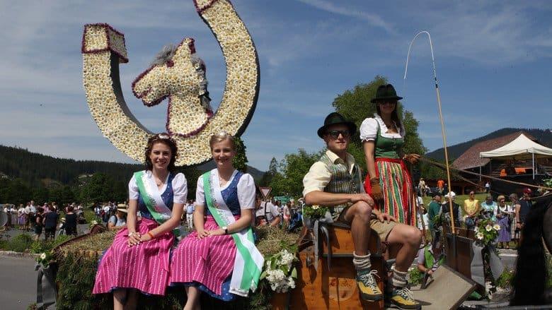 Frühlingsfest der Pferde in Ramsau am Dachstein