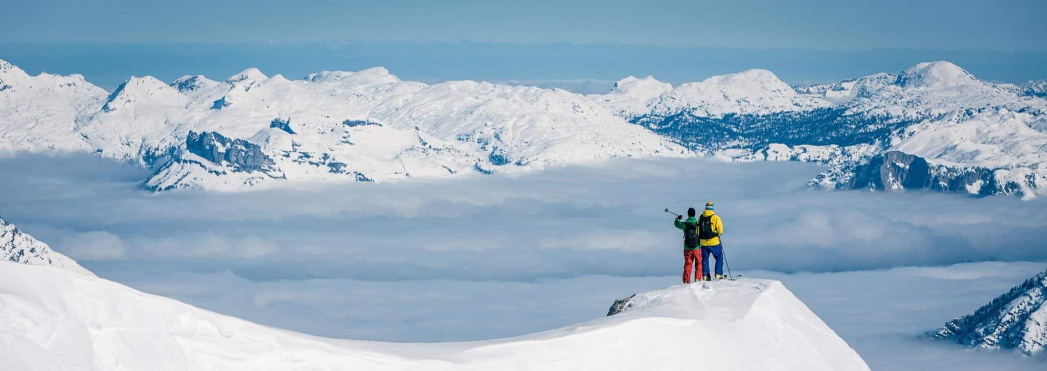 Skitour Ramsau am Dachstein