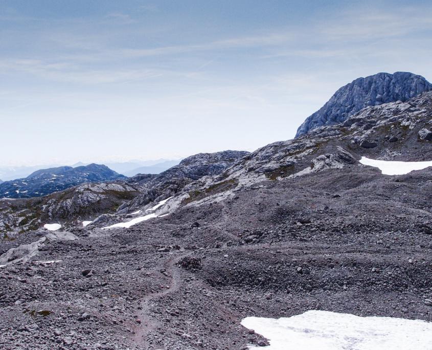 Dachstein Gletscherwanderung
